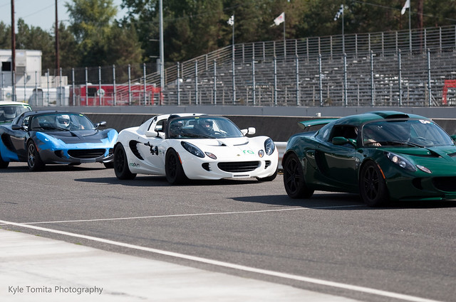 Lotus Track day at PIR 004