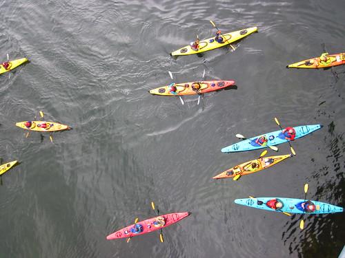 Sitka kayaks