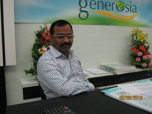 Balaji Generosia 2 BHK and 3 BHK Flats at Baner Pune 411045 -Mr. Rajendra Chitodkar, Director, Shree Balaji Group- -IMG_2741