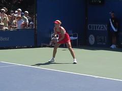 Elena Dementieva - Us Open 2010 day 1 - video 07 (Richard van Loon - tennisfoto.net) Tags: us video open tennis elena 2010 dementieva