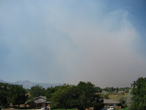 Wildfire West Of Boulder Bad Astronomy Bad Astronomy