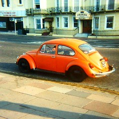 My First Car: 1974 Volkswagen Beetle 1200 (Kelvin64) Tags: cars car vw bug pier worthing brighton beetle bugs 80s 1200 1960s beetles vws volkswagens volskwagen