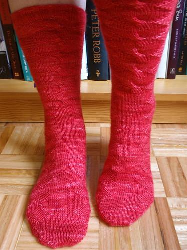 origami socks 2