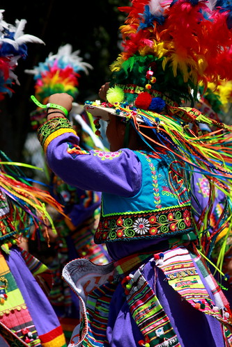 Colorful Dancer