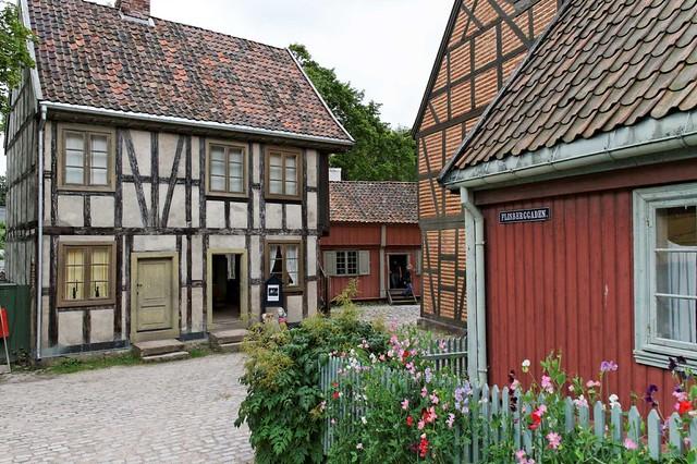 Folk Museum on Bygdøy Peninsula