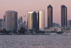 San Diego CityScape (Trent Bell) Tags: california city urban skyline cityscape sandiego coronado 2010 sandiegocityscape