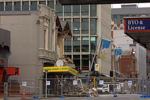 Christchurch Earthquake - Victims