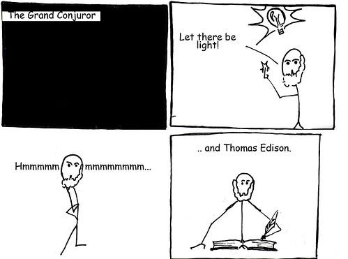 the Grand Conjuror