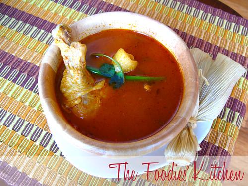 Kaq'-ik: Mayan Turkey Stew