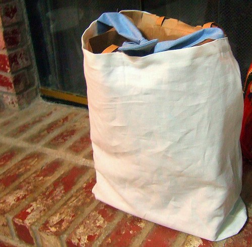 waste bag cover