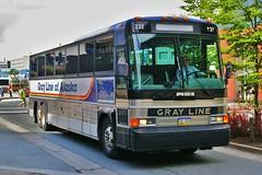 MCI - GRAY LINE OF ALASKA (scotrailm 63A) Tags: usa buses ak foreign