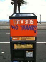 """NO THANKS"""