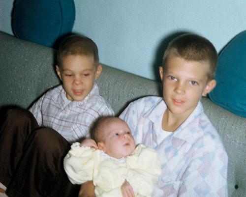 Me, Scott & Colett