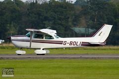 G-BOLI - 172-75484 - Private - Cessna 172P Skyhawk II - Duxford - 100905 - Steven Gray - IMG_8958