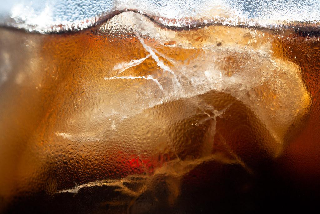 Iced Coca-Cola