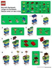 LEGO MMMB - September '10 (Boy with Backpack) Instructions (TooMuchDew) Tags: school boy holiday lego september backpack legostore schoolboy september10 contestwinner legoimaginationcenter mmmb legoclub toomuchdew polywen monthlyminimodelbuild licmoa minimodellbauevent boywithbackpack jungemitrucksack garonavecunsacdos