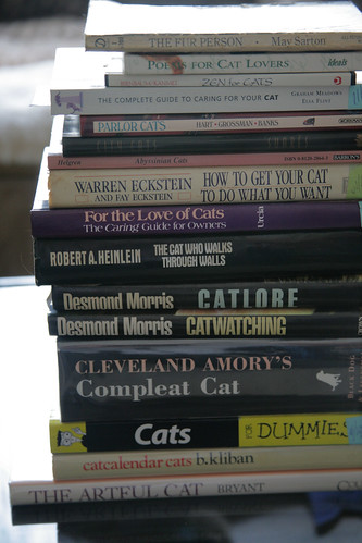 Books on Cats