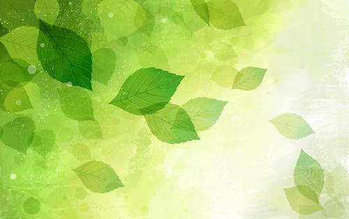 [フリー画像] グラフィックス, イラスト, 風景(イラスト), 葉っぱ, 201009170700