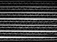 Corrugated Hirozon (zphaze) Tags: blackandwhite dark horizon cardboard boxes corugated dailyshoot ds299