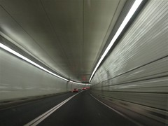 Fort McHenry Tunnel (Joe Architect) Tags: life travel motion blur movement blurry md favorites maryland tunnel baltimore slowshutter myfavorites fortmchenry 2010 i95 yourfavorites