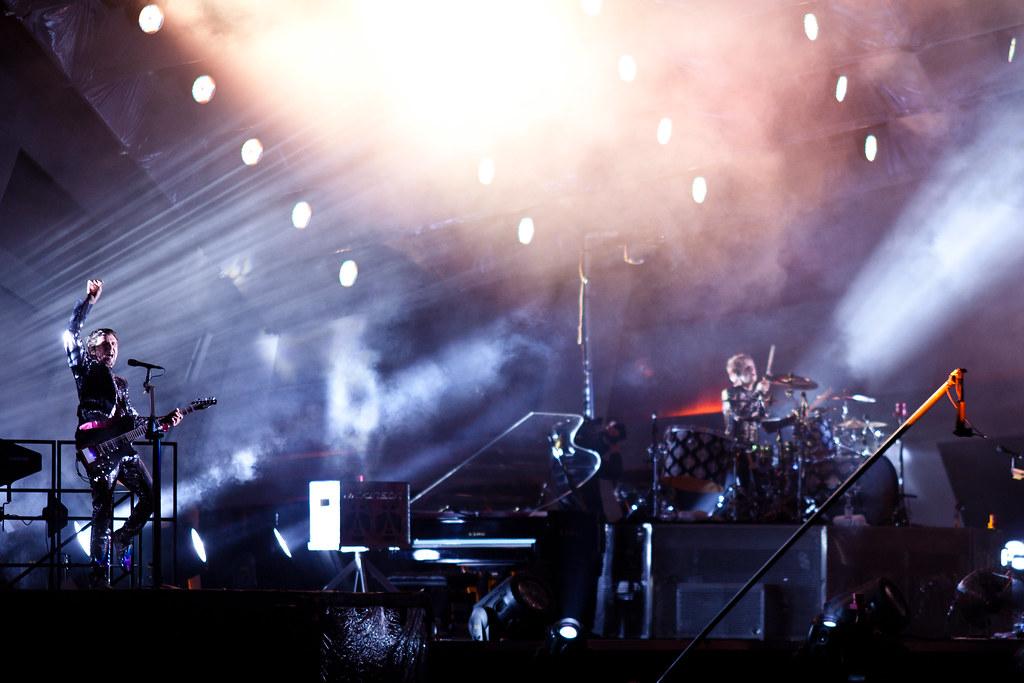 Muse @ Wembley Stadium 10th Sep