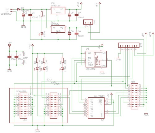 cyberspice's projects site, wiring diagram
