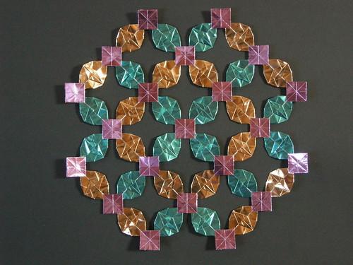 Celtic quilt (Opus XVI)