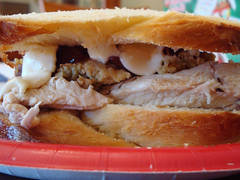 November 27: Best. Sandwich. EVER.