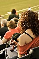 Bud Girl at the Union Game (Paul Rudderow- Jersey Shooter) Tags: girl psp pennsylvania soccer chester chicagofire budweiser mls sonsofben rudderow philadelphiaunion pplpark phillysoccerpagecom