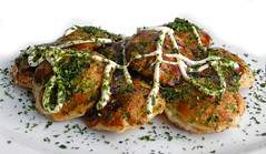 Takoyaki (FotoosVanRobin) Tags: recipe homemade squid octopus poffertjes takoyaki tako pulpo tacoyaki  recept octopusballs  inktvis  poffertjespan muneo  octopusocellatus asianingredients japansepoffertjes gevuldepoffertjes aziatischeingredienten aziatischeingredientennl aziatischeingredinten frozensmalloctopus cutoctopus