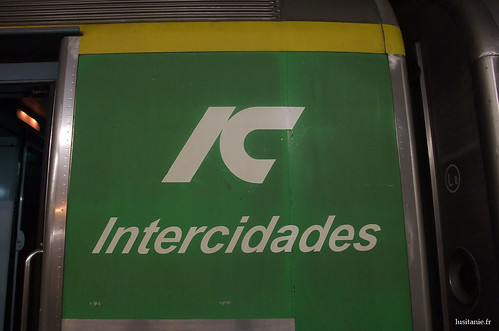 Logo do Intercidades