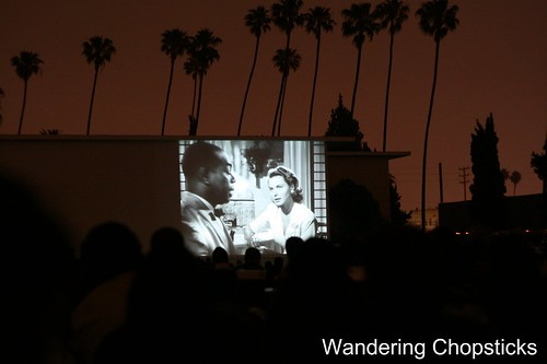 Cinespia Cemetery Screenings (Casablanca) - Hollywood Forever Cemetery - Los Angeles 9
