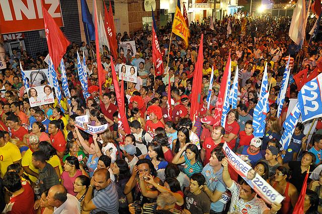 População de Assú foi às ruas