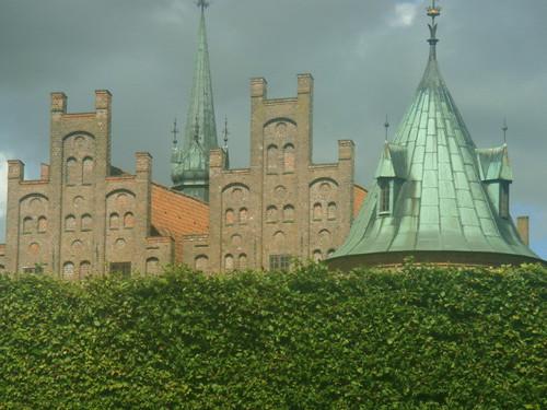 danish-castle