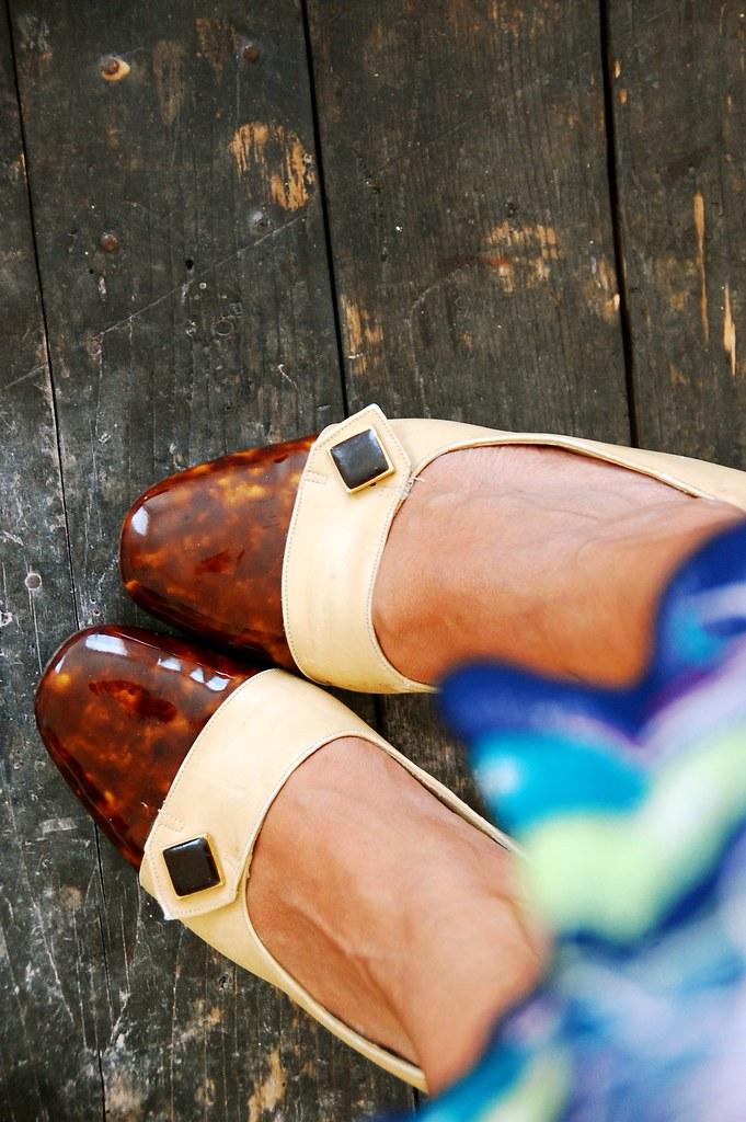 tortoise shell shoes