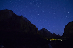 Starlight over Zion 2