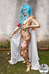 DSC_5090.jpg (SagaDeGeminis) Tags: cosplay picis goldenangel teamlasnoches otakumatsuri4 otakumatsuriiv afroditadepicis amazonadepicis