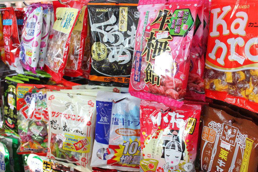 Japanese Convenience Stores (4)