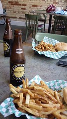 Cheeseburgers, Fries & Root Beer
