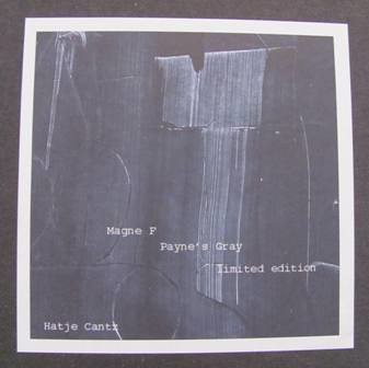 Payne's Gray book - Magne F