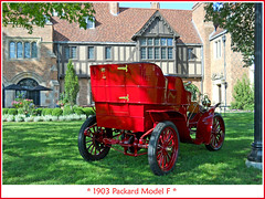 1903 Packard Model F (sjb4photos) Tags: car packard 1903 concoursdelegance autoglamma 2010meadowbrook