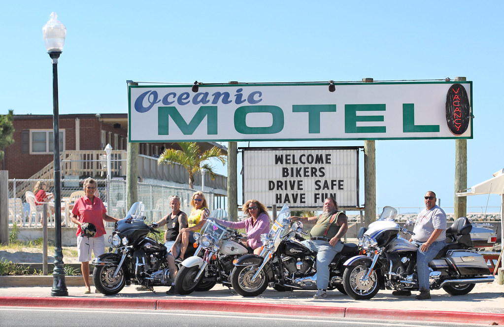 Oceanic Bike Week