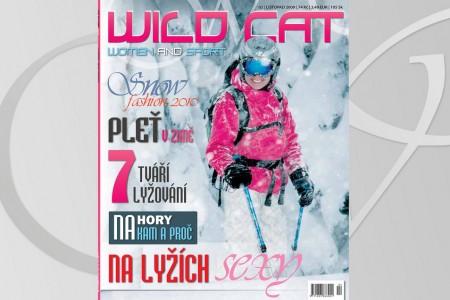 WILD CAT 02 právě vychází