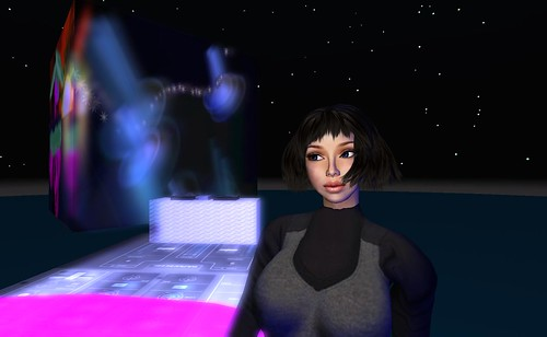 raftwet jewell at muzik haus for mr widget party