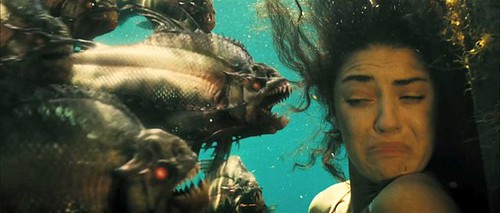 Piranha 3d - photo