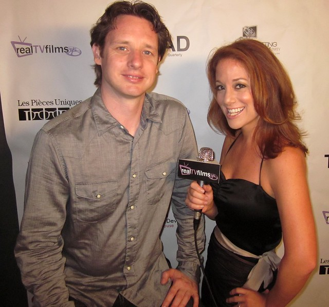 "Mark Hartley, Director, ""Machete Maidens Unleashed!"" Official TIFF Selection, Kelly Calabrese"