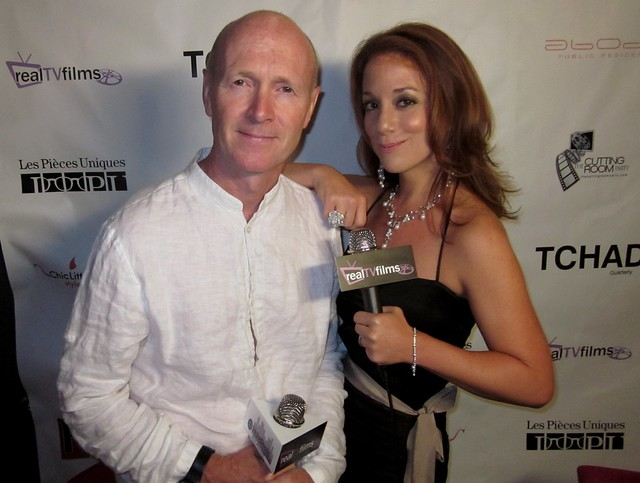 "Paul Leverty, Writer, ""Even The Rain"" Official TIFF Selection, Kelly Calabrese"