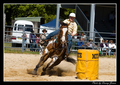 Stroud Rodeo - 18-09-2010 - 007 - Framed