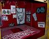 (OvO) - SN - Task - Starhead - Narboo - BTM (liquidnight) Tags: seattle streetart art graffiti washington stickers exhibition owl bumbershoot sn task ovo btm starhead ephemeralart starheadboy slightlynorth narboo seattlestreetbiennale