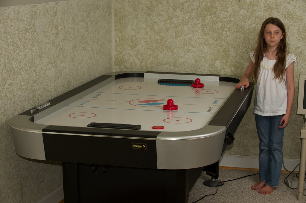 Air Hockey Table for Sale **SOLD**